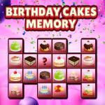 Birthday Cakes Memory