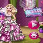 Dove Wedding: Dolly Dress Up