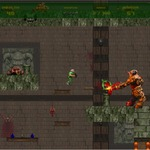 Flash Doom 2d