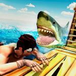 Raft Shark Hunting