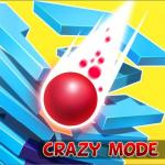 Stack Fall 3d: Crazy Mode